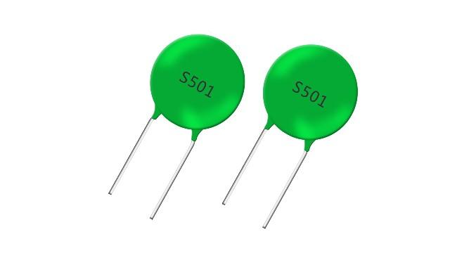 PTC-S501(电阻值500Ω)热敏电阻