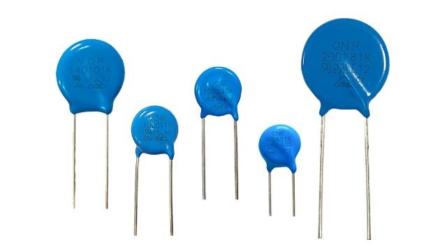 GNR 过压保护型压敏电阻器
