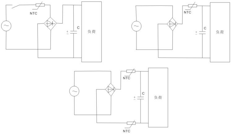 功率型NTC热敏电阻器原理!
