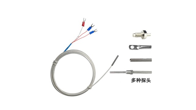 A级PT100温度传感器精密铂电阻