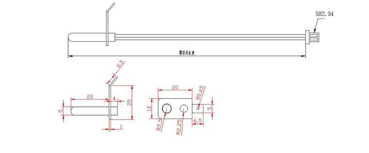 电热水器温度传感器 详情-2