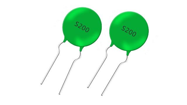 PTC-S200(电阻值20欧)热敏电阻
