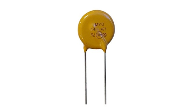 MYG 14-471压敏电阻器系列
