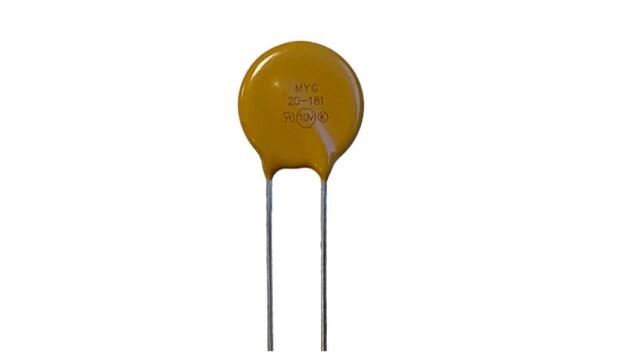 MYG 20-181压敏电阻器系列