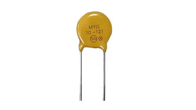 MYG 10-121压敏电阻器系列