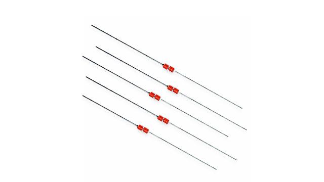 玻壳测温型NTC热敏电阻MF58系列