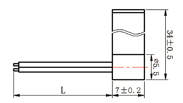 锂电池温度传感器CWF4系列
