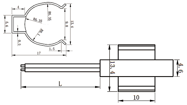 锂电池温度传感器CWF5系列