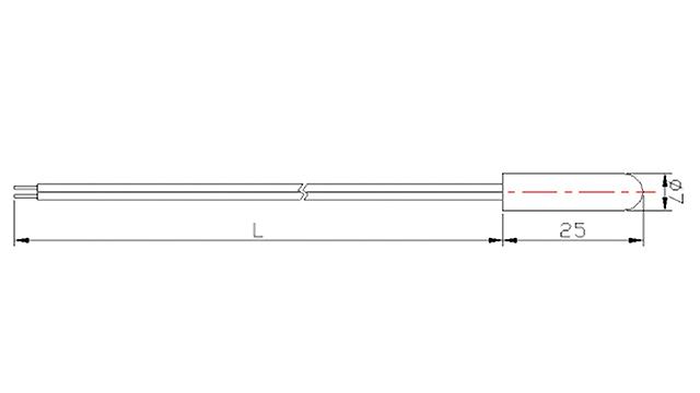 汽车空调温度传感器CWF2