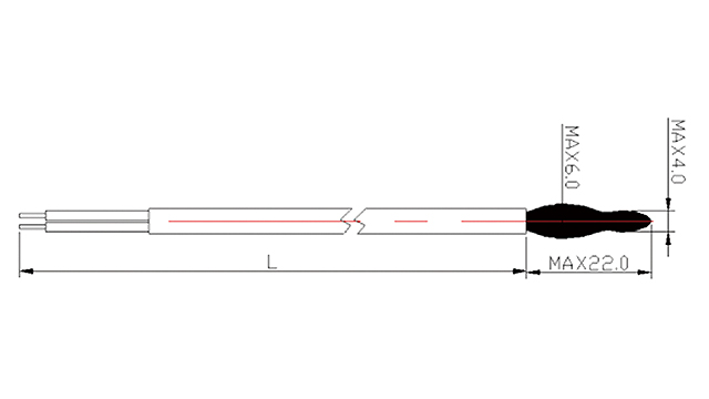 汽车空调温度传感器CWF1系列