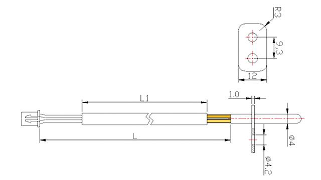 自动变速机油温度传感器