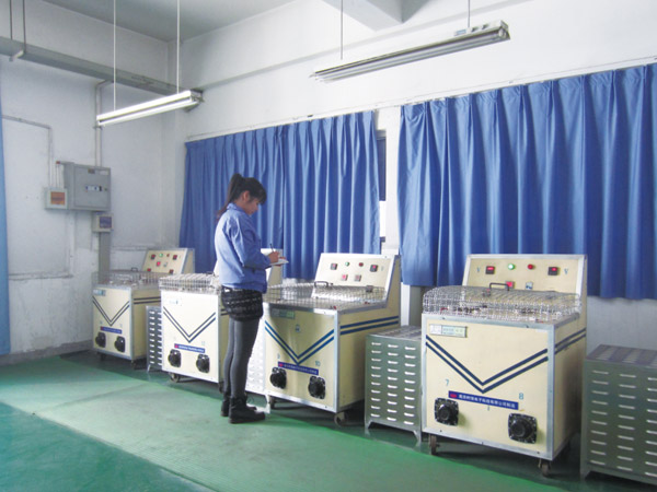 时恒电子研发实验室2