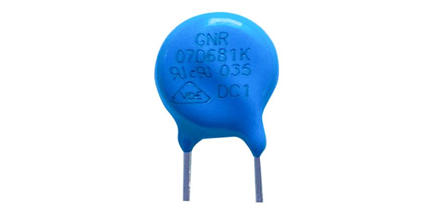 过压保护型压敏电阻器MYG系列